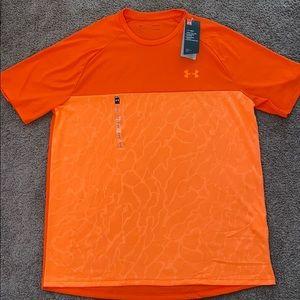 Under Armour UA Tech 2.0 Emboss Shirt